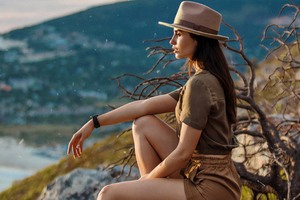 Irina Dreyt Model Photoshoot 2020 4k