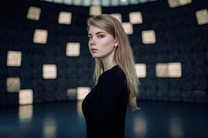 Irina Popova Blonde
