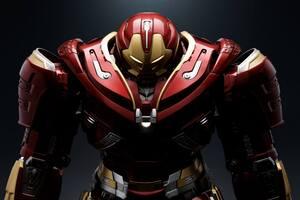Iron Hulkbuster Mark 2