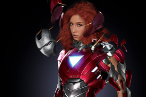 Iron Lady Wallpaper
