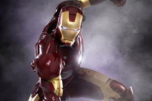 Iron Man 2 Pose