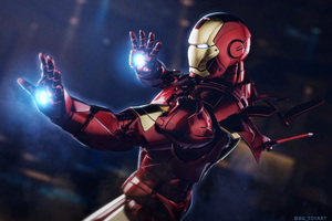 Iron Man 2018 5k