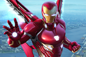 Iron Man 2020 4k Artwork