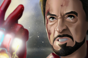 Iron Man 2020 4k Artworks Wallpaper