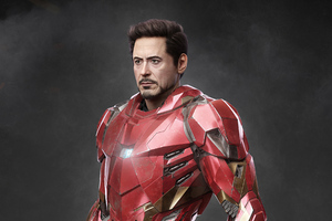 Iron Man 2020 4k Wallpaper