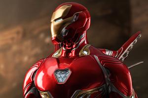 Iron Man 2020 5k Wallpaper