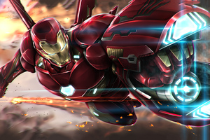 Iron Man 2020 Armour Wallpaper
