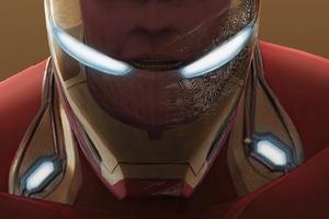Iron Man 2020 Artwork Wallpaper