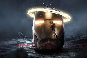 Iron Man 2020 Mask