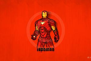 Iron Man 2020 Minimal