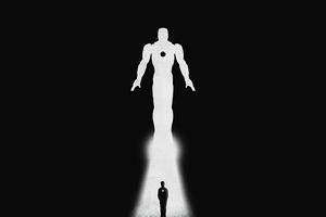 Iron Man 2020 Minimalism