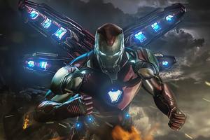 Iron Man 2020 Suit