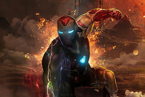Iron Man 2021 4k