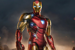 Iron Man 2021 5k Wallpaper
