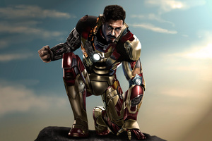 Iron Man 3 Artwork 5k