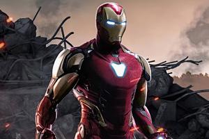 Iron Man 3000 4k