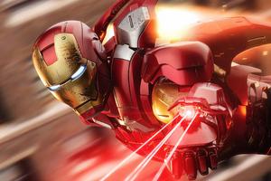 Iron Man 4k 2019 New