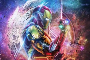Iron Man 4k Avengers Endgame Wallpaper