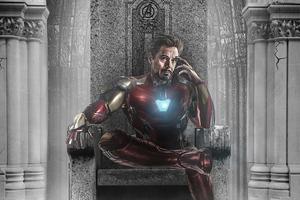 Iron Man 4k Avengers Wallpaper