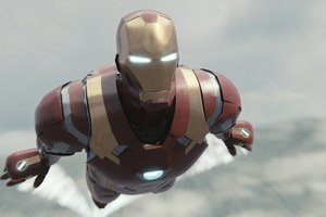 Iron Man 4k Digital Art