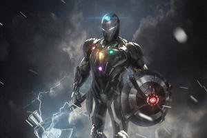 Iron Man 4k Digital