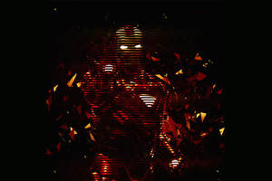 Iron Man 4k Minimalism