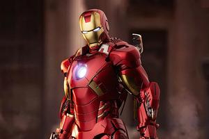 Iron Man 4k2019
