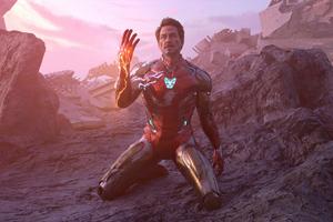 Iron Man 4kart