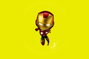 Iron Man 5k Artwork Wallpaper