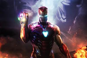 Iron Man Aka Robert Downey Jr