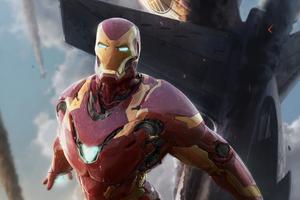 Iron Man Amazing Artwork