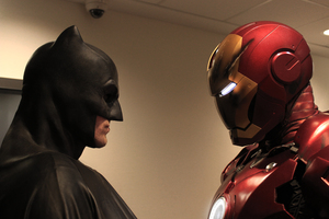 Iron Man And Batman 5k