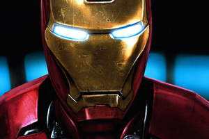 Iron Man Art HD