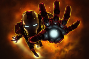 Iron Man Artistic