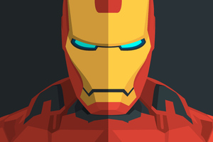 Iron Man Artwork 5k Wallpaper