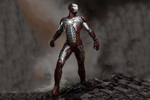 Iron Man Artwork HD