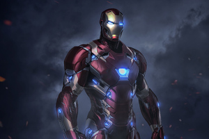 Iron Man Artwork New