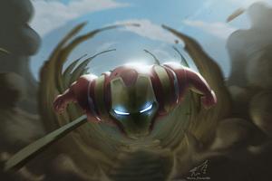 Iron Man Avengers Art 4k Wallpaper