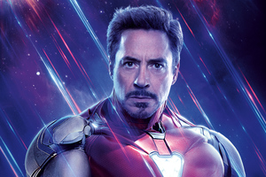 Iron Man Avengers End Game 8k Wallpaper