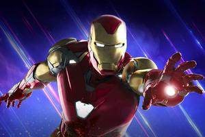 Iron Man Avengers Endgame 2019 New
