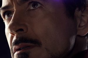Iron Man Avengers Endgame 2019 Poster