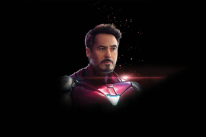 Iron Man Avengers Endgame Arts