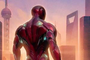 Iron Man Avengers Endgame Chinese Poster