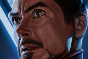 Iron Man Avengers Endgame Digital Art