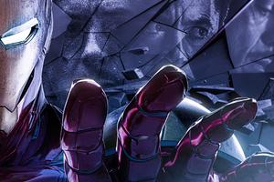 Iron Man Avengers Endgame Poster 2019
