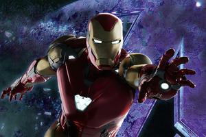 Iron Man Avengers Endgame Releasing