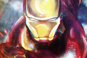Iron Man Big Hero