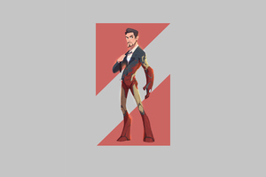 Iron Man Billionaire Wallpaper