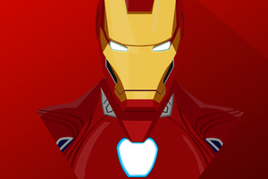 Iron Man Bleeding Edge Armor Art