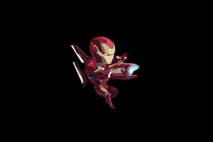 Iron Man Bleeding Edge Armor Artwork